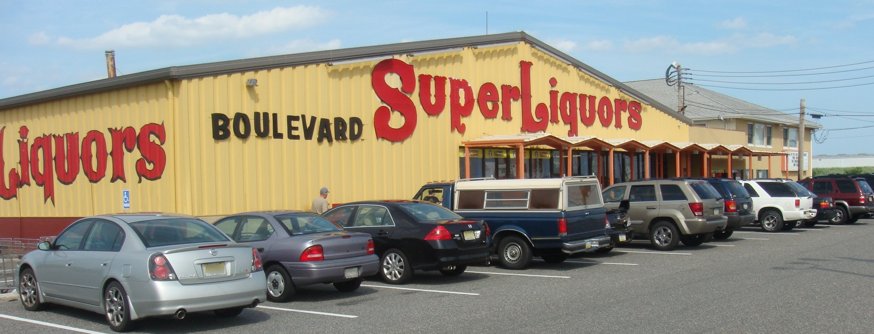 Off-Premise Spotlight: Boulevard Super Liquors